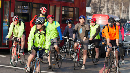 10 essential tips for safe city cycling