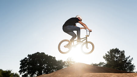 A beginners guide to BMX riding