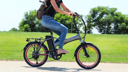 What are the benefit of owning an e-bike?