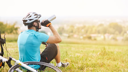 How to rest and recover properly after cycling