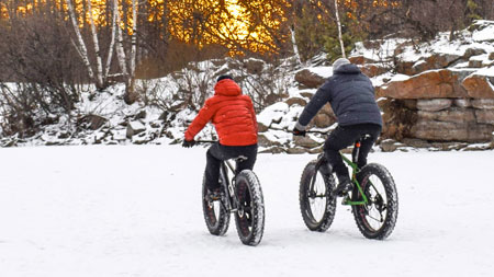 Guide to winter bikes