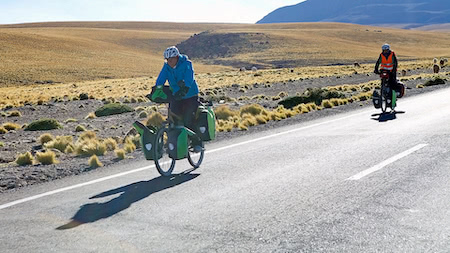 Bike touring for beginners! Tips and advice for the amateur cyclist