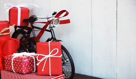 How to wrap a bike