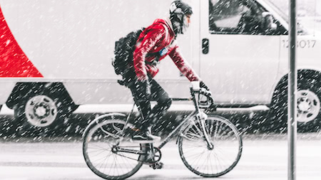 Prepare your bike for winter cycling in 5 easy steps